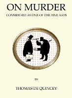 On Murder Considered as One of the Fine Arts - Quirky Classics (Paperback)