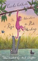 The Adventures of Pipi the Pink Monkey - Alma Junior Classics (Paperback)