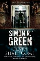 Death Shall Come - An Ishmael Jones Mystery (Paperback)