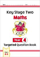 KS2 Maths Targeted Question Book - Year 4 (Paperback)