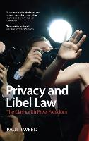 Privacy and Libel Law