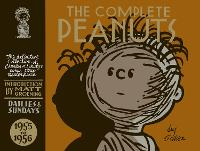 The Complete Peanuts 1955-1956: Volume 3 (Hardback)