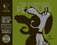 The Complete Peanuts 1957-1958: Volume 4 (Hardback)