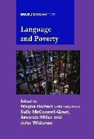 Language and Poverty - Multilingual Matters (Hardback)
