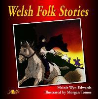 Welsh Folk Stories (Paperback)