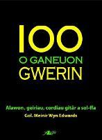 100 o Ganeuon Gwerin (Paperback)