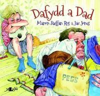 Dafydd a Dad (Paperback)