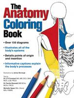 Anatomy Colouring Book