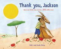 Thank you, Jackson (Hardback)
