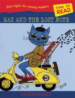 Time to Read: Max and the Lost Note - Time to Read (Paperback)
