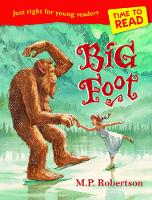 Time to Read: Big Foot (Paperback)