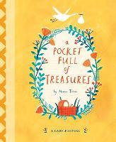 A Pocket Full of Treasures: A Baby Journal (Hardback)