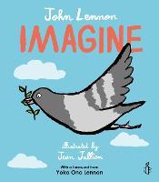 Imagine - John Lennon, Yoko Ono Lennon, Amnesty International illustrated by Jean Jullien (Hardback)