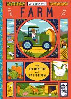 Life on Earth: Farm: With 100 Questions and 70 Lift-flaps! - Life on Earth (Board book)