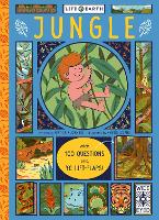 Life on Earth: Jungle: With 100 Questions and 70 Lift-flaps! - Life on Earth (Board book)
