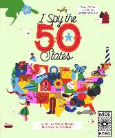 I Spy the 50 States (Hardback)