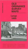 Largs 1895: Ayrshire Sheet 03.12 - Old Ordnance Survey Maps of Ayrshire (Sheet map, folded)