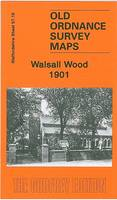 Walsall Wood 1901: Staffordshire Sheet 57.16 - Old Ordnance Survey Maps of Staffordshire (Sheet map, folded)