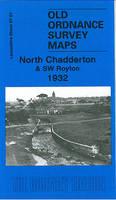 North Chadderton and SW Royton 1932: Lancashire Sheet 97.01 - Old Ordnance Survey Maps of Lancashire (Sheet map, folded)