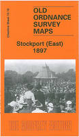 Stockport (East) 1897: Cheshire Sheet 10.16 - Old Ordnance Survey Maps of Cheshire (Sheet map, folded)