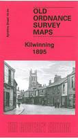 Kilwinning 1895: Ayrshire Sheet 16.04 - Old Ordnance Survey Maps of Ayrshire (Sheet map, folded)