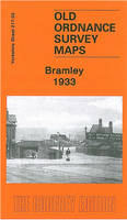 Bramley 1933: Yorkshire Sheet 217.03b - Old O.S. Maps of Yorkshire (Sheet map, folded)