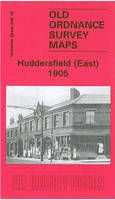 Huddersfield (East) 1905: Yorkshire Sheet 246.16 - Old Ordnance Survey Maps of Yorkshire (Sheet map, folded)