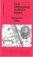 Eccleshill 1892: Yorkshire Sheet 202.13 - Old Ordnance Survey Maps of Yorkshire (Sheet map, folded)