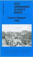 Central Glasgow 1893: Lanarkshire Sheet 6.10a - Old Ordnance Survey Maps of Lanarkshire (Sheet map, folded)