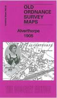 Alverthorpe 1905: Yorkshire Sheet 248.02 - Old Ordnance Survey Maps of Yorkshire (Sheet map, folded)