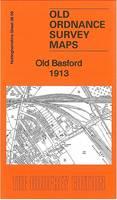 Old Basford 1913: Nottinghamshire Sheet 38.09 - Old Ordnance Survey Maps of Nottinghamshire (Sheet map, folded)