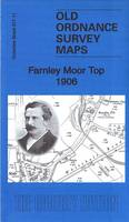 Farnley Moor Top 1906: Yorkshire Sheet 217.11 - Old Ordnance Survey Maps of Yorkshire (Sheet map, folded)