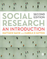 Social Research: An Introduction (Paperback)