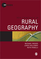Key Concepts in Rural Geography - Key Concepts in Human Geography (Paperback)