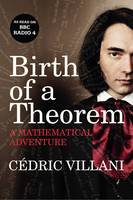 Birth of a Theorem: A Mathematical Adventure (Paperback)