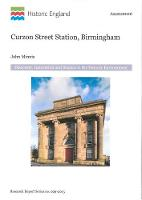 Curzon Street Station, Birmingham - Research Reports (Paperback)