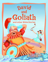 David and Goliath and Other Bible Stories - Bible Stories (Paperback)