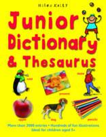 Junior Dictionary and Thesaurus (Paperback)