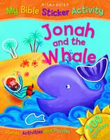 Jonah and the Whale - My Bible Sticker Activity (Paperback)