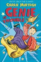 Genie in Trouble - Genie Academy (Paperback)