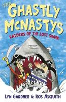 Raiders of the Lost Shark - The Ghastly McNastys (Paperback)