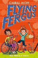 Flying Fergus 7: The Wreck-It Race - Flying Fergus (Paperback)