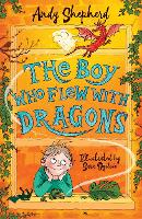 The Boy Who Flew with Dragons (The Boy Who Grew Dragons 3) - The Boy Who Grew Dragons (Paperback)