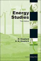 Energy Studies (3rd Edition) (Hardback)