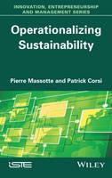 Operationalizing Sustainability (Hardback)