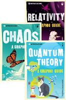 Introducing Graphic Guide box set - Great Theories of Science (EXPORT EDITION) (Paperback)
