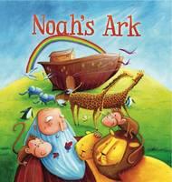 My First Bible Stories Old Testament: Noah's Ark - My First Bible Stories (Hardback)