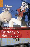 The Rough Guide to Brittany and Normandy (Paperback)