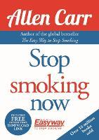 Stop Smoking Now - Allen Carr's Easyway (Paperback)