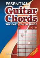 Essential Guitar Chords: Over 300 Chords (Spiral bound)
